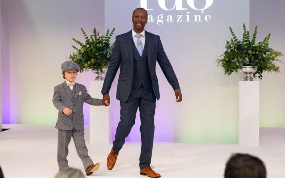 Male Models take to the Catwalk