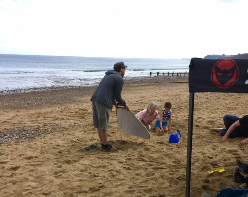 Commercial Shoot in Whitby