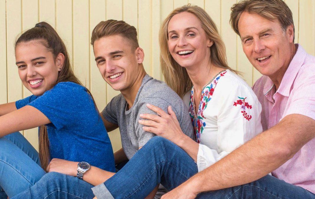 The Bullock Family representing Stanley Models