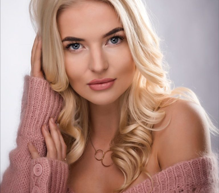 Inroducing new female model Teiha Kristian