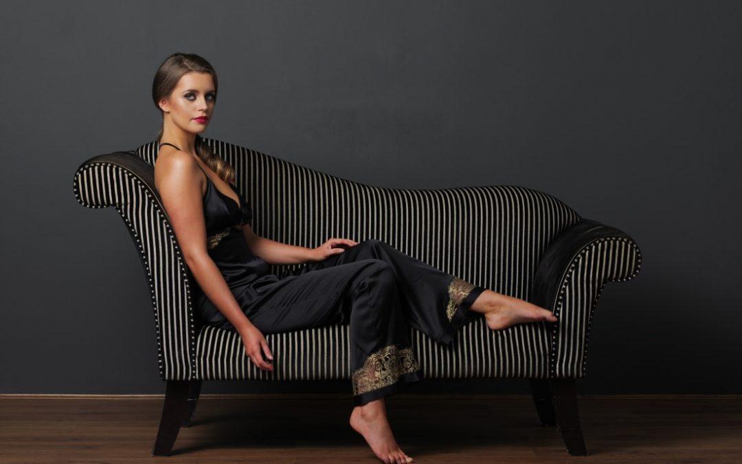 Fabulous shots of Chloe from the Emma Harris Lingerie shoot