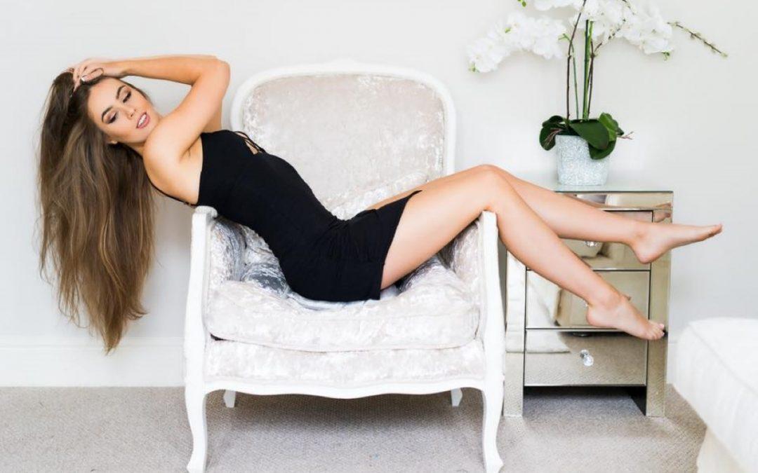 New Lingerie Model joins Stanleys Model Agency