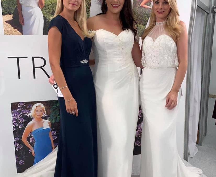 Stanleys Models at Harrogate Bridal Expo