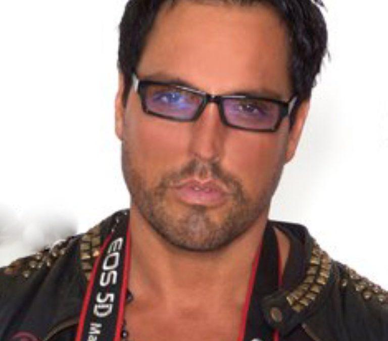 Lee Henshaw male model returns to Stanleys Model Agency