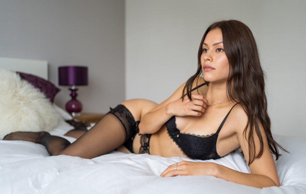 First successful assignment for new model Krisztina Szegedi